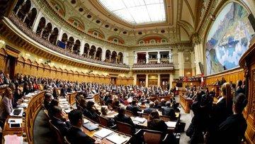 İsviçre parlamentosu 'tartışılacak gündem olmadığı için' açılmadı