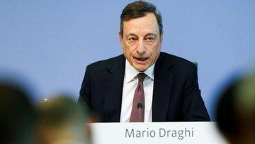 Draghi'den euroyu frenleyen açıklama