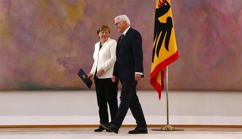 Almanya'da dördüncü Merkel dönemi