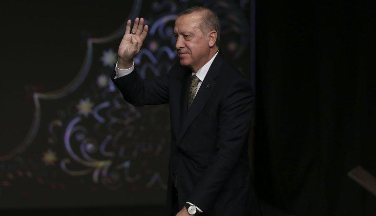 Erdoğan: Temenni ederim ki, akşam Afrin tamamen düşmüş olur