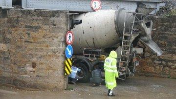 Hazır beton 13 ayın en durgun döneminde
