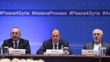Üç dışişleri bakanından Suriye bildirisi