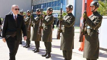 Erdoğan'dan Afrin açıklaması: Her an müjdeyi verebiliriz