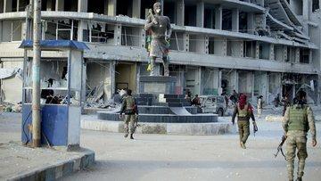 Afrin şehir merkezi kontrol altına alındı