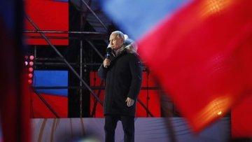 Rusya yeni lideri için sandık başında
