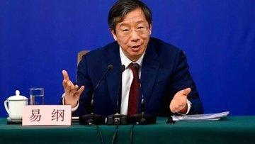 Çin merkez bankasının yeni başkanından ilk açıklama