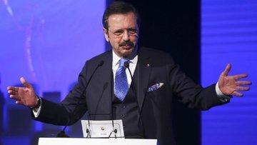TOBB Başkanı: Devletten 160 milyar lira alacağımız var