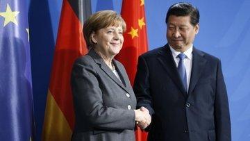 Almanya ve Çin'den Trump'ı kızdıracak anlaşma