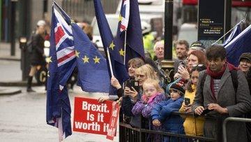Brexit'te anlaşma tamam