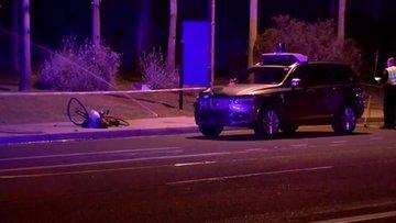 Sürücüsüz Uber'in çarptığı yaya öldü