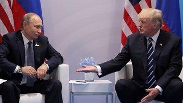 Trump'tan Rusya ve Suudi Arabistan mesajları