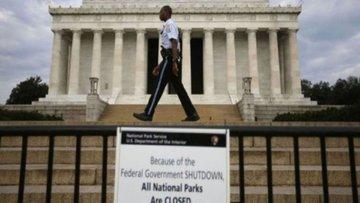 ABD hükümeti kepenk sorununu çözüyor