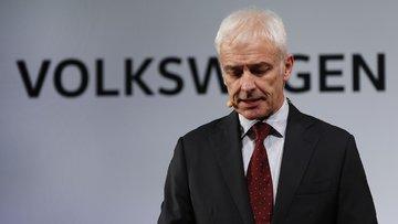 Volkswagen CEO'su görevden alındı iddiası