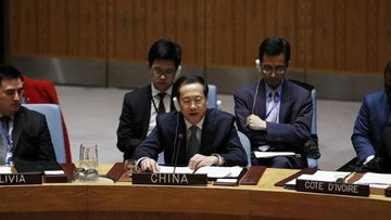 Çin'den Suriye çağrısı