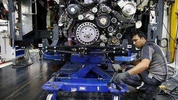 Sanayi üretiminde artış beklentinin altında