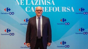 Carrefoursa'da şok istifa