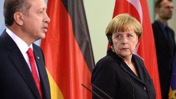 Erdoğan ve Merkel ne konuştu?