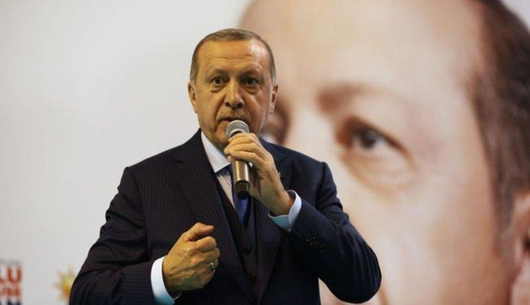 Erdoğan'dan ilk erken seçim açıklaması