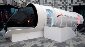 Dünyanın ilk hyperloop hattının nerede kurulacağı belli oldu