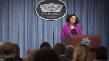 """""""Türkiye'ye yaptırım uygulanabilir"""" açıklamasına Pentagon'dan yanıt"""