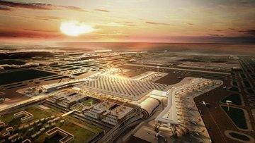 3. havalimanına liman planı