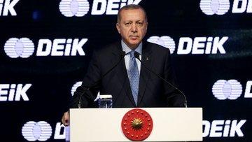 Erdoğan: Yurt dışına para kaçırmaya tevessül edenleri affetmeyiz
