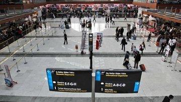 Yabancıların kartla uçak ödemelerinde hızlı yükselme