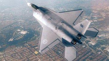 Aselsan ve TUSAŞ'tan milli savaş uçağı imzası