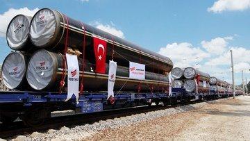 Türk şirketi Romanya'da boru ihalesi aldı