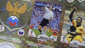 Yeni satın alma gücü endeksi: Futbolcu kartları