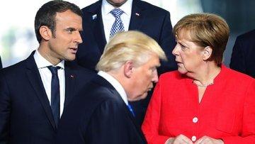 Üçlü kulisten Trump'ı ikna paketi