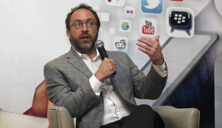 Bitcoin'le bağış alan Wikipedia'nın kurucusu: Kripto para arzları birer balon