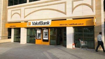 Vakıfbank'tan 3 ayda 1 milyar lira kâr