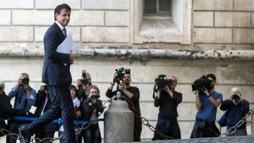 İtalya'da yeni hükümet