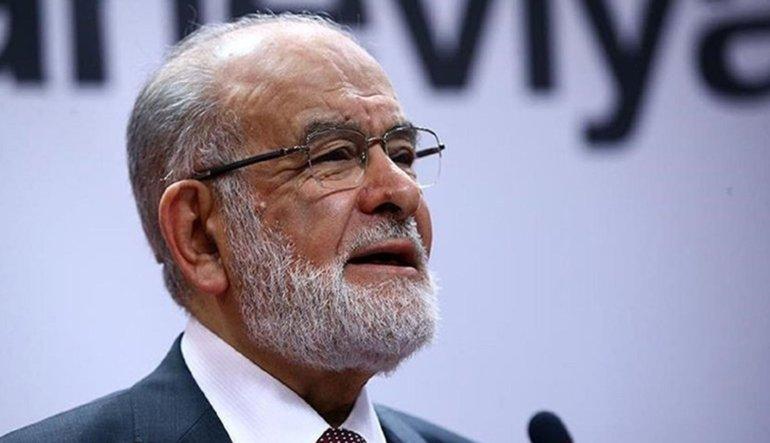 Karamollaoğlu'ndan emekli maaşı vaadi