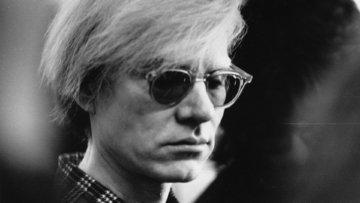15 dakikalığına Bitcoin yıldızı: Andy Warhol