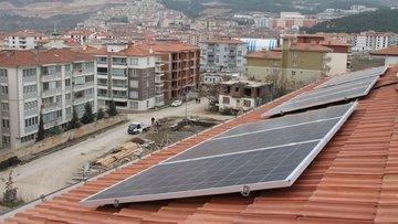Çatıda elektrik üretimine muafiyet