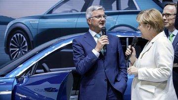 Audi CEO'sunun evi basıldı