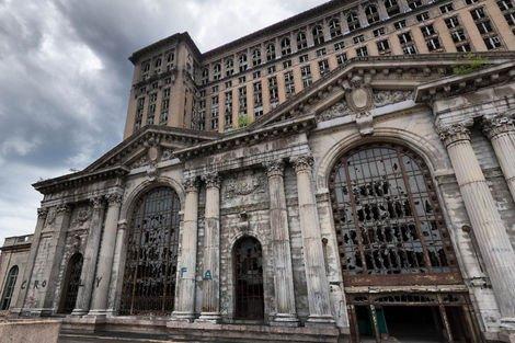 Ford, 105 yaşındaki tren istasyonunu satın aldı