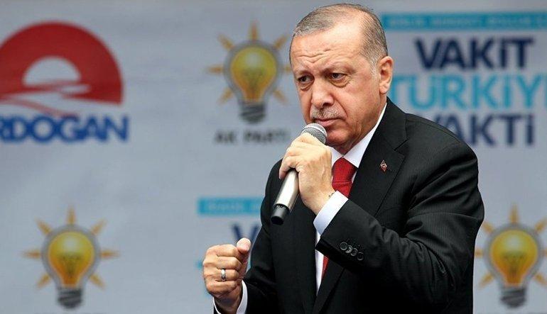 Erdoğan: Seçimden sonra Moody's'e operasyon çekeceğiz