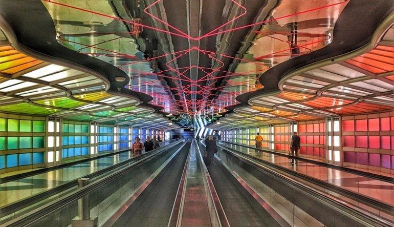 Elon Musk'ın çılgın tren projesi havalimanı ihalesini kazandı