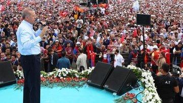 Erdoğan'dan İnce'ye TCMB örneği