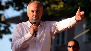 İnce'den Erdoğan'a cami çıkışı
