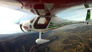 Elektrikli otomobilden sonra elektrikli uçak