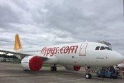 Pegasus'un yeni uçağı