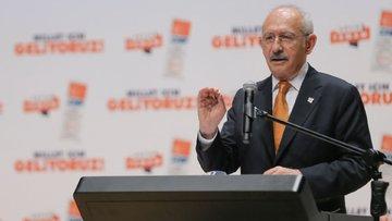 Kılıçdaroğlu: Seçimler eşit şartlarda yapılmıyor