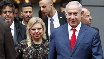 Netanyahu'nun eşine dolandırıcılık suçlaması