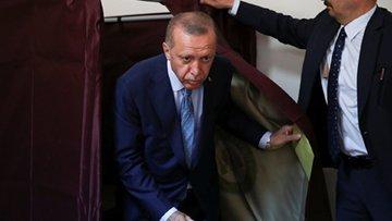 Erdoğan'dan sandık sonrası ilk açıklama