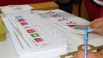 Milletvekili seçiminde ilk sonuçlar