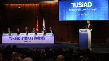 TÜSİAD'ın 8 maddeli seçim sonrası reform talebi